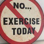 Inneren Schweinehund überwinden, Sport Motivation