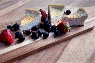 Cheesecake Rezept Titelfoto