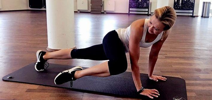 Spiderman Plank Position Hannah Fühler